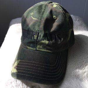 OTTO Threads Baseball Camouflaged Baseball Cap